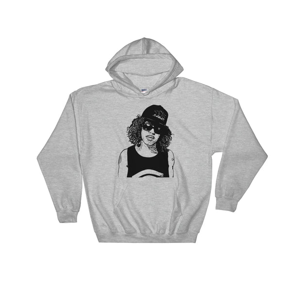 AB-SOUL AB SOUL Grey Hoodie Sweater (Unisex), Babes & Gents, Ottawa