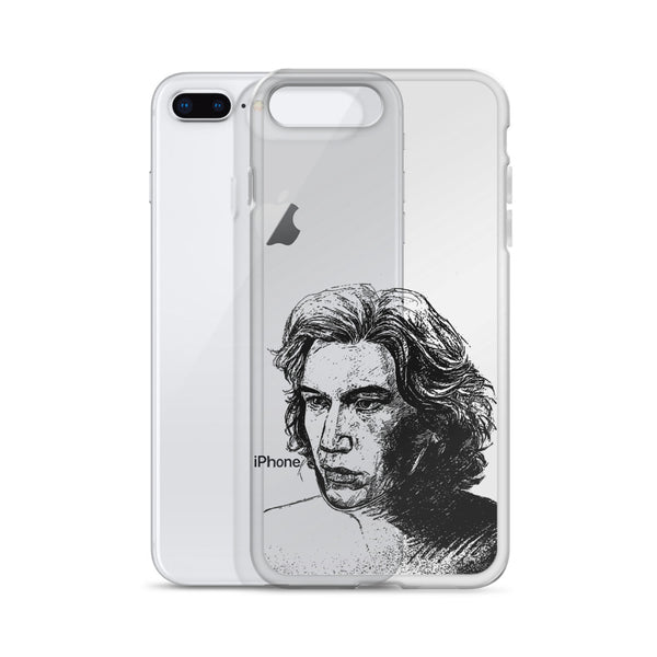 Adam Driver iPhone Phone Case  // Babes & Gents // www.babesngents.com