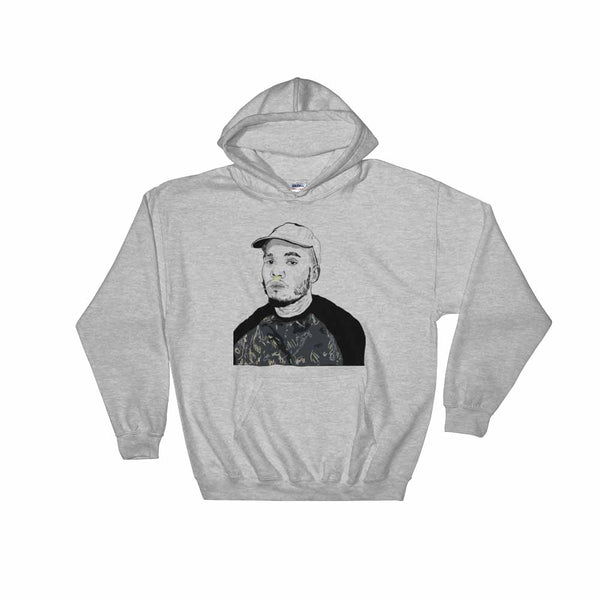 Anderson .Paak Grey Hoodie Sweater (Unisex), Babes & Gents, Ottawa