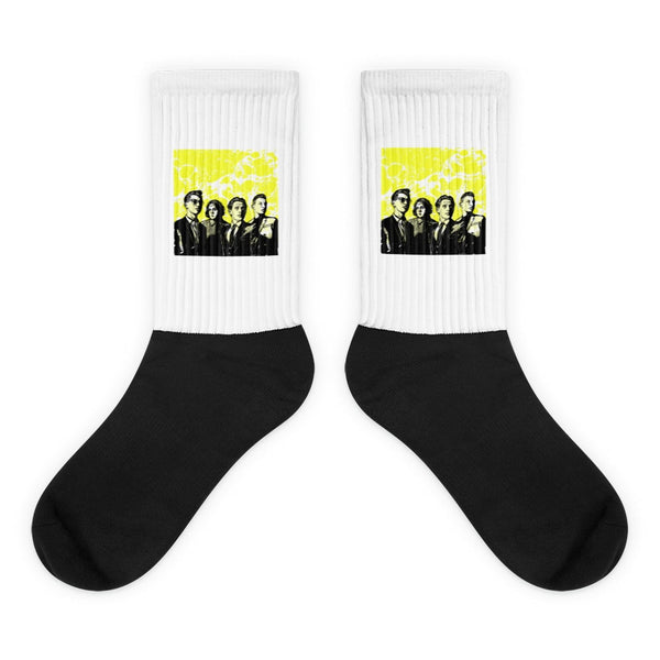 Arctic Monkeys Socks (Unisex), Babes & Gents, www.babesngents.com