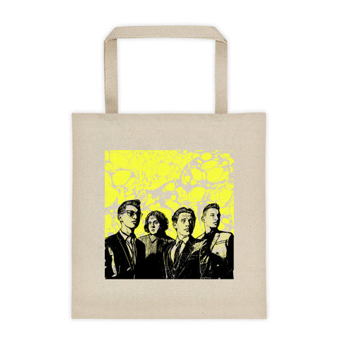 Arctic Monkeys Canvas Tote Bag