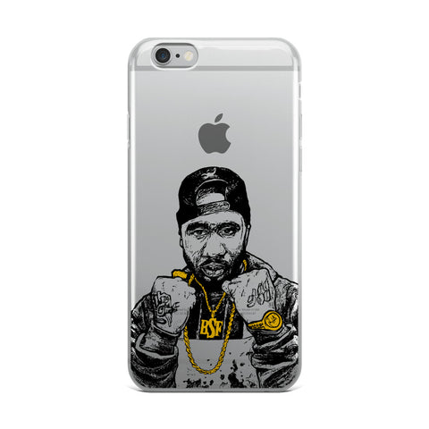 Benny the Butcher iPhone Phone Case