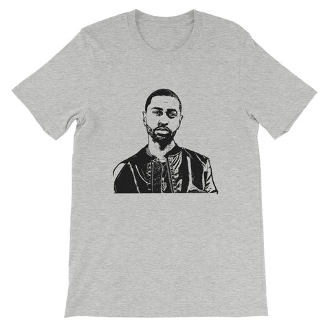 Big Sean 2 Grey Tee (Unisex)