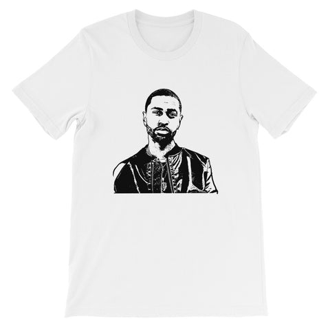 Big Sean 2 White Tee
