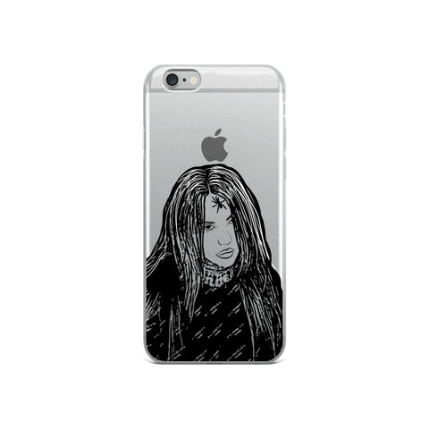 Billie Eilish Samsung Galaxy Case