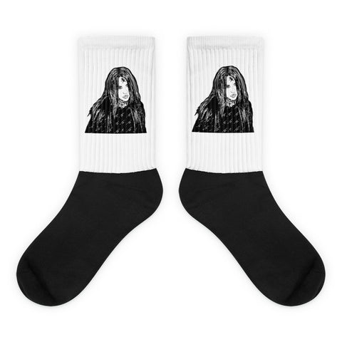Billie Eilish Socks (Unisex)