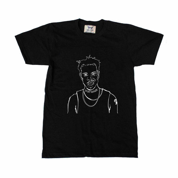 Vic Mensa u mad Black Tee (Unisex) // savemoney traffic chicago beatdown // Babes & Gents // www.babesngents.com