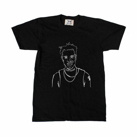 Vic Mensa u mad Black Tee (Unisex) // savemoney traffic chicago beatdown