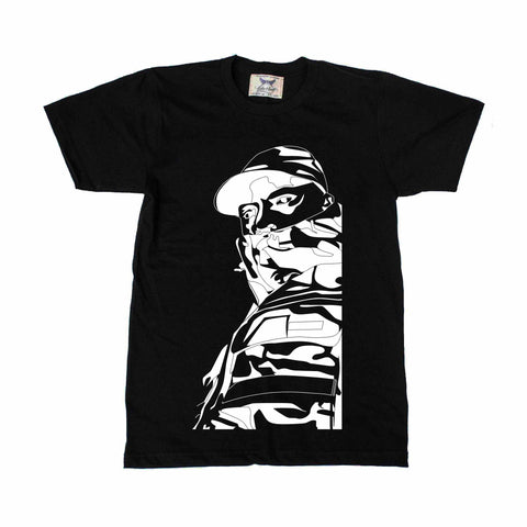 Skepta Black Tee // Grime shutdown topboy thats not me Konnichiwa London