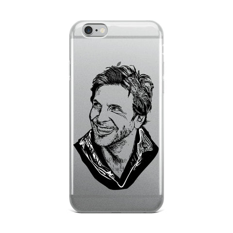 Bradley Cooper Apple IPhone Case