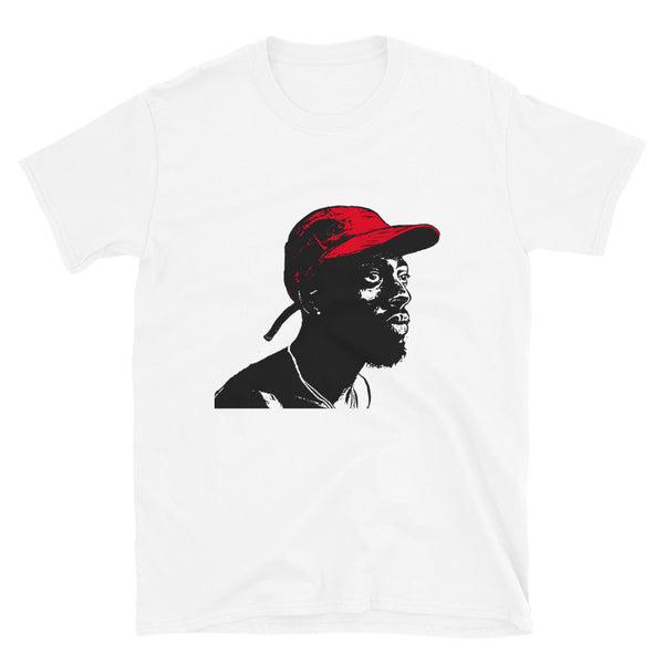 Brent Faiyaz White Tee (Unisex) // T-shirt // Babes & Gents // www.babesngents.com