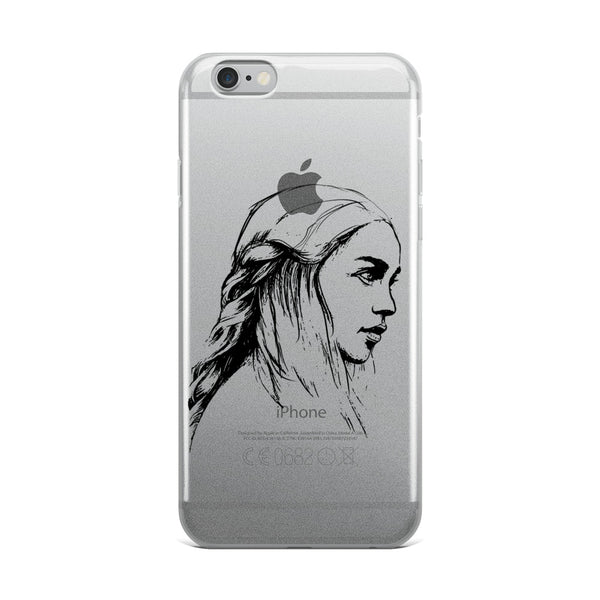Emilia Clarke Game of Thrones Khaleesi Mother of Dragons  Samsung Galaxy Case, Babes & Gents, www.babesngents.com