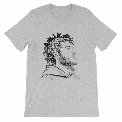 Capital Steez Grey Tee (Unisex)