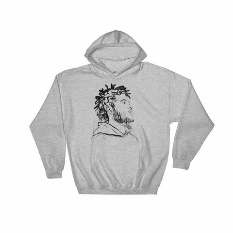 Capital Steez Grey Hoodie Sweater (Unisex)