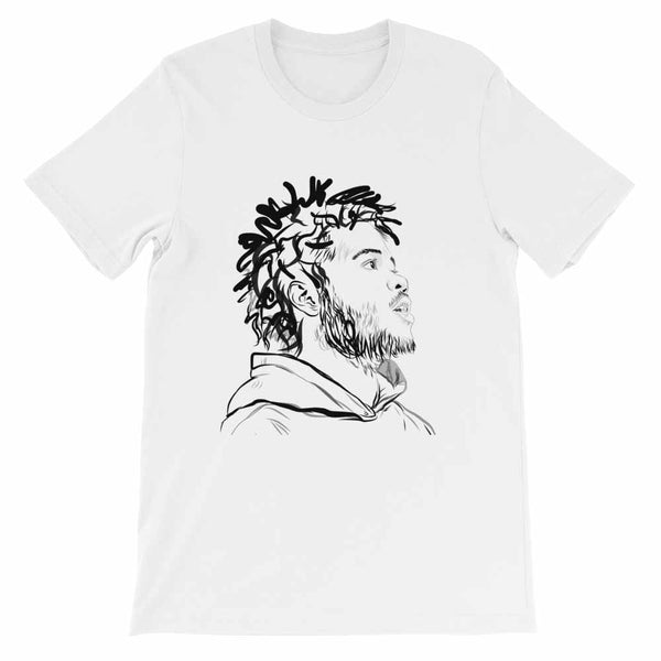 Capital Steez White Tee (Unisex) // T-shirt // Babes & Gents // www.babesngents.com