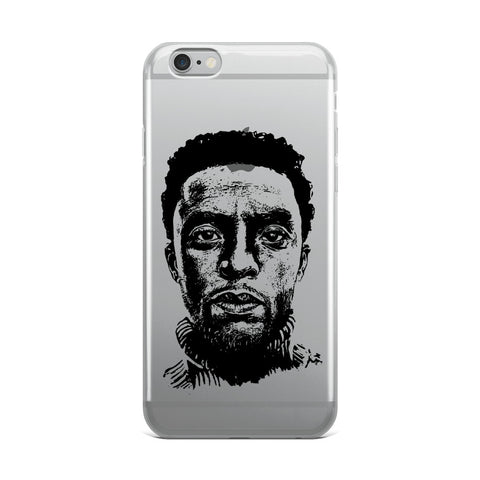Chadwick Boseman iPhone Phone Case