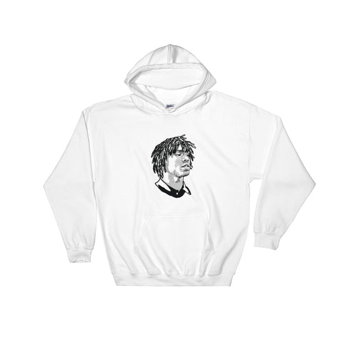 Chief Keef White Hoodie Sweater (Unisex)