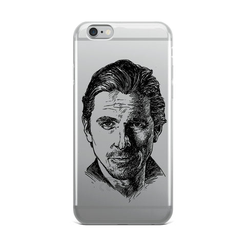 Christian Bale iPhone Phone Case