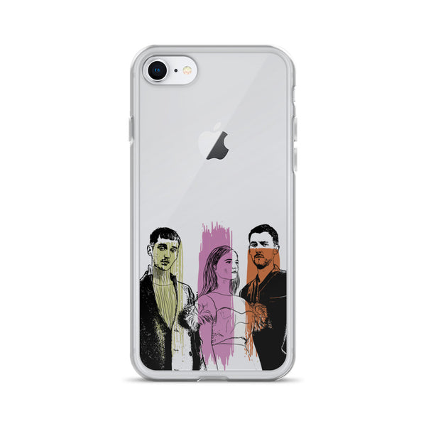 Clean Bandit Apple IPhone Case  // Babes & Gents // www.babesngents.com