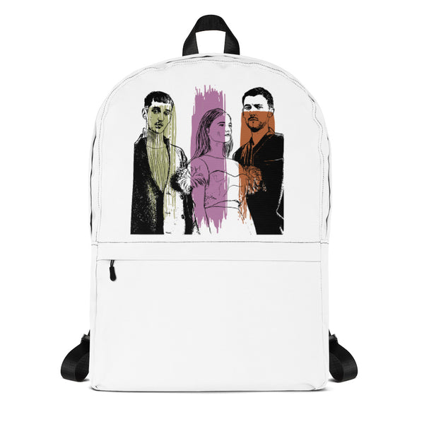 Clean Bandit Backpack, Babes & Gents, www.babesngents.com