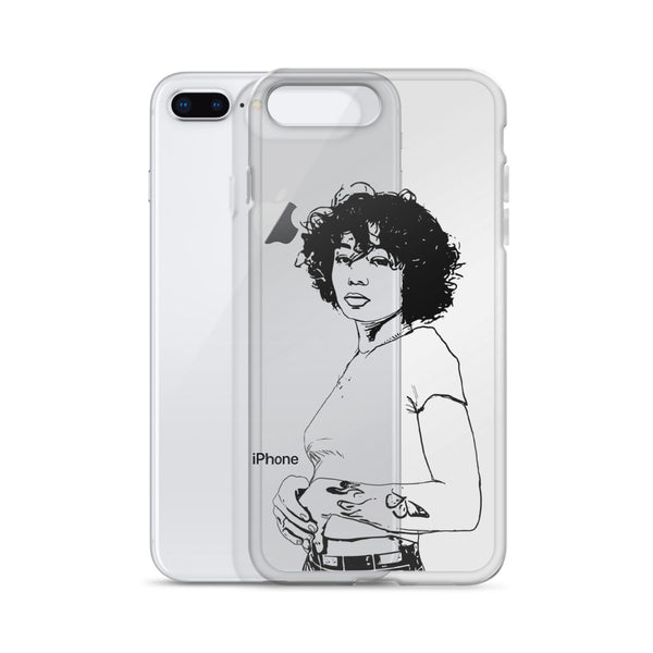 Coi Leray iPhone Phone Case  // Babes & Gents // www.babesngents.com