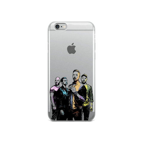 Coldplay 2 Apple IPhone Case