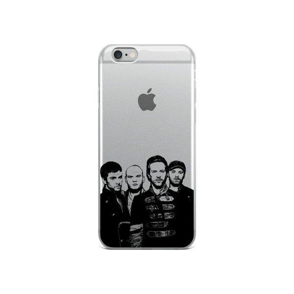 Coldplay 1 Apple IPhone Case  // Babes & Gents // www.babesngents.com