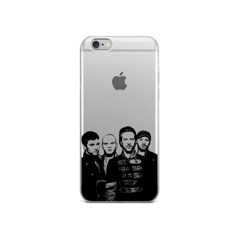 Coldplay 1 Apple IPhone Case