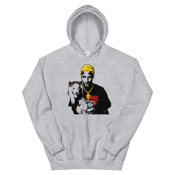 Comethazine Grey Hoodie Sweater (Unisex), Babes & Gents,