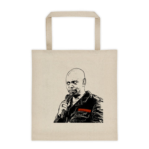 Dave Chappelle Canvas Tote Bag
