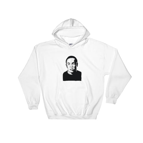 Dr Dre White Hoodie Sweater (Unisex)