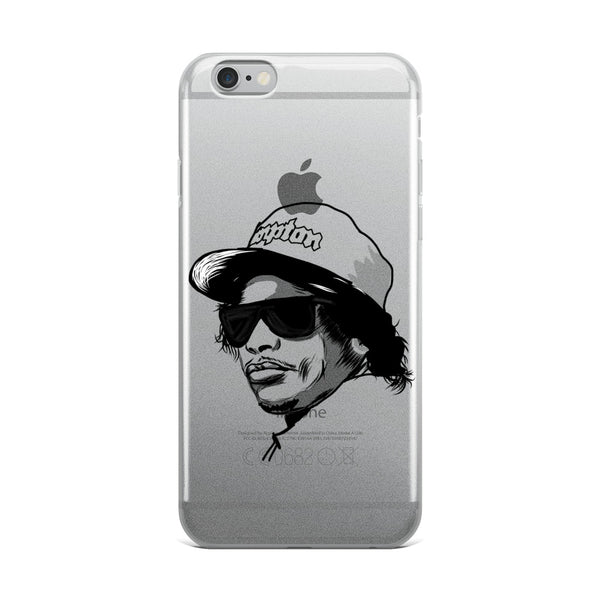 Eazy-E EazyE from NWA Compton 2 Apple IPhone Case  // Babes & Gents // www.babesngents.com