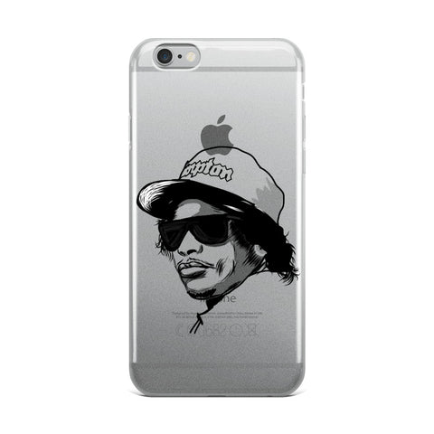 Eazy-E EazyE from NWA Compton 2 Apple IPhone Case