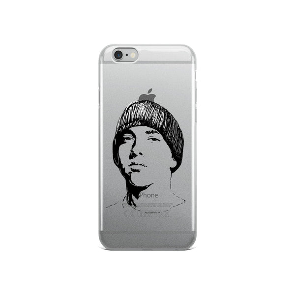 Eminem 2 Apple IPhone Case  // Babes & Gents // www.babesngents.com