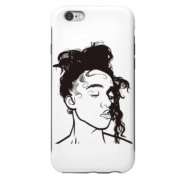 FKA Twigs Apple IPhone 4 5 5s 6 6s Plus Galaxy Case // M3LL155X LP1 British // Babes & Gents // www.babesngents.com