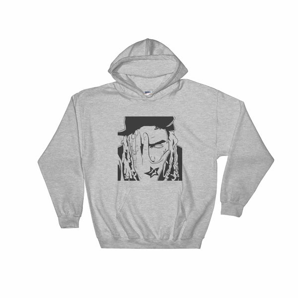 Fetty Wap Grey Hoodie Sweater (Unisex) , Babes & Gents, Ottawa
