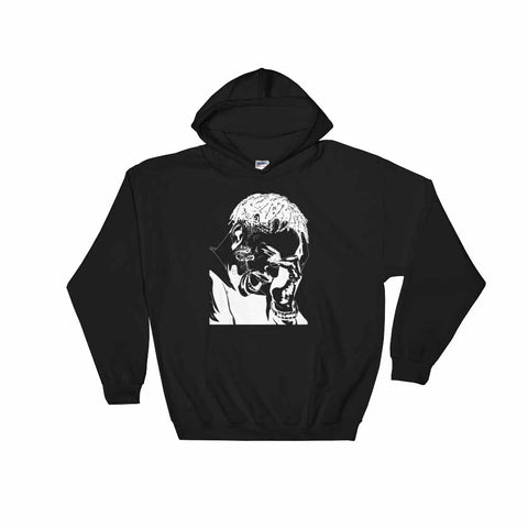 Travis Scott 2 Black Hoodie Sweater (Unisex)