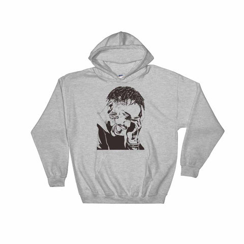 Travis Scott 2 Grey Hoodie Sweater (Unisex)