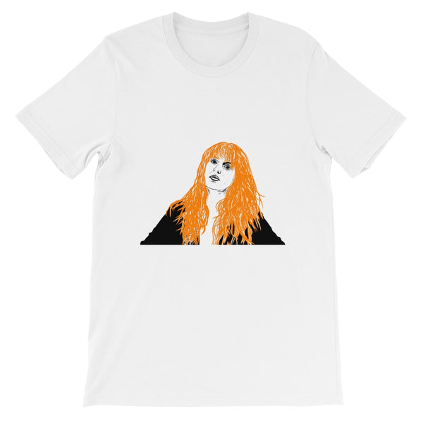 Florence + the Machine White Tee (Unisex) // T-shirt // Babes & Gents // www.babesngents.com