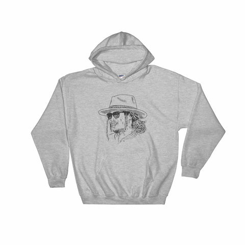 Future Grey Hoodie Sweater (Unisex)