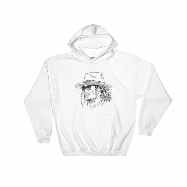 Future White Hoodie Sweater (Unisex) , Babes & Gents, Ottawa