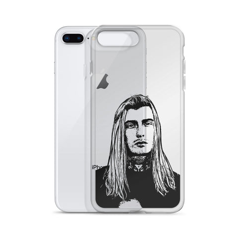 Ghostemane iPhone Phone Case