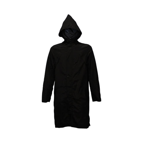 """Where Was I When You Lost All Your Dreams"" Hooded Rain Coat (Unisex)"