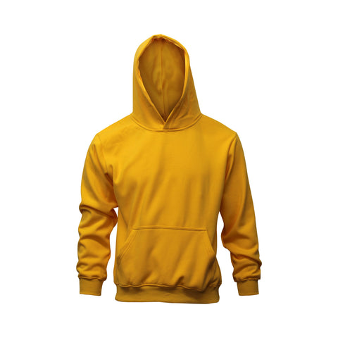 Canary Yellow Hoodie (Unisex)