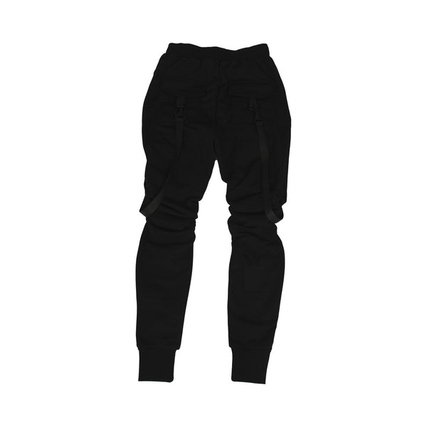 """Exchanging Glances"" Strapped Joggers (Unisex) // Zargara Season 5 ""Be Your Own Kind"""