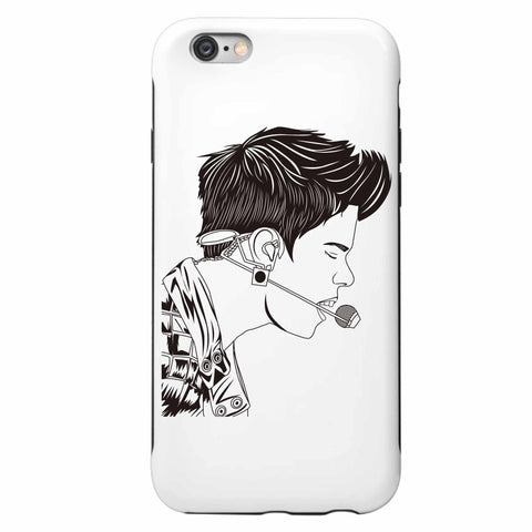 Justin Bieber Apple IPhone 4 5 5s 6 6s Plus Galaxy Case // Purpose what do u mean