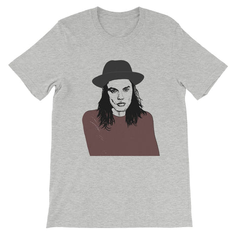 James Bay Grey Tee (Unisex)