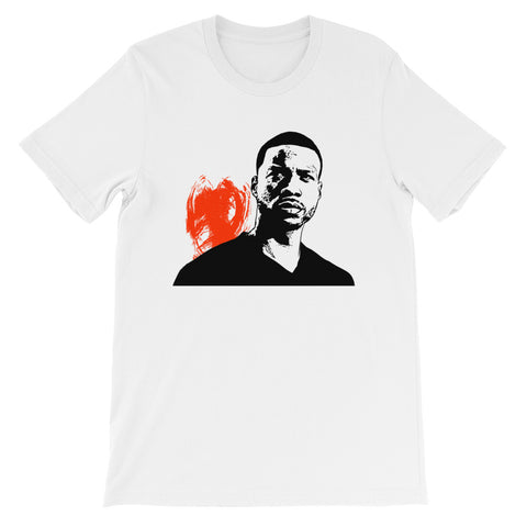 Jay Rock White Tee (Unisex)