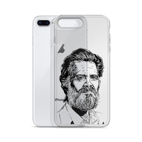 Jim Carrey iPhone Phone Case  // Babes & Gents // www.babesngents.com