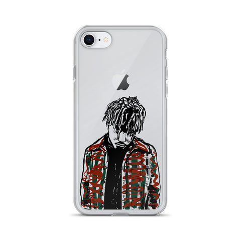 Juice Wrld Apple IPhone Case
